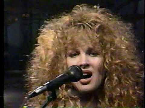 Rosie Vela   Magic Smile   Late Night with David Letterman Oct 14th 1986