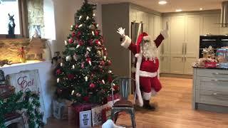 Santa is feeling Sexy.......