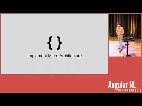 Michael Hladky - RxJS Advanced Patterns Learn how to manage heavily dynamic Angular apps thumbnail