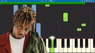 Juice Wrld Empty - Piano Tutorial.mp3