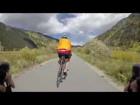 Colorado - Vail Pass to Frisco Bike Ride