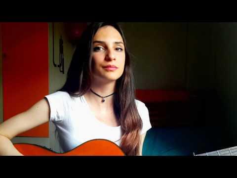 İkiye On Kala - İyi ve Güzel Kadınlar Hep Ağlar (cover) Sıla Karabulut