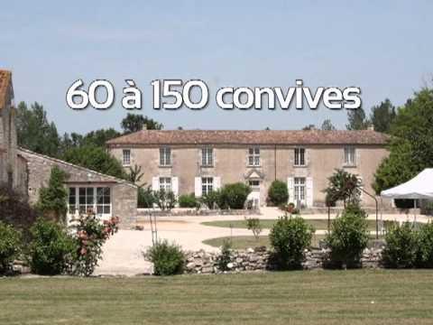Abbaye de la grace dieu 17170 benon location de salle for Piscine grace de dieu