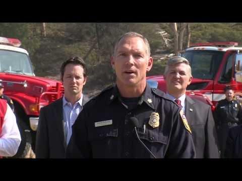 Cedar Fire Anniversary