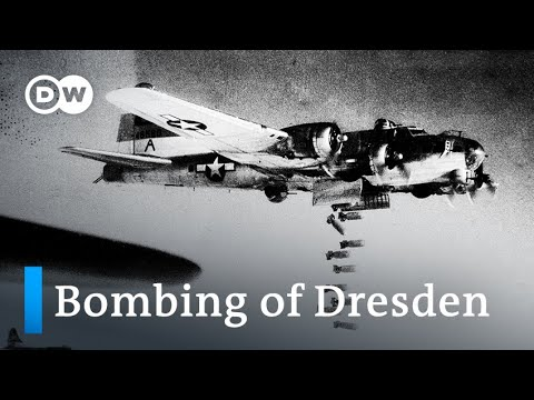 Allied bombing of Dresden: Legitimate target or war crime? | DW News