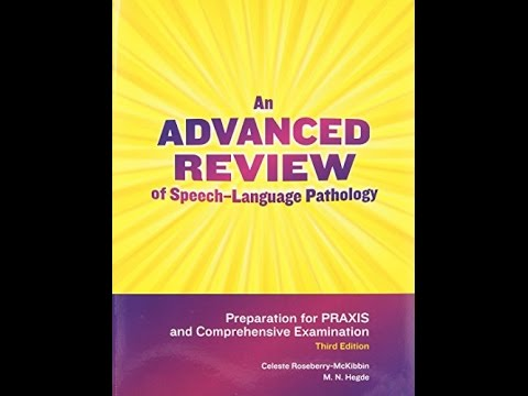 "[PDF] ""DOWNLOAD"" An Advanced Review of Speech-Language Pathology 3rd Edition Free"