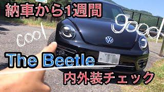 【250台限定!】ビートル最後の限定車!内外装チェック ^ ^