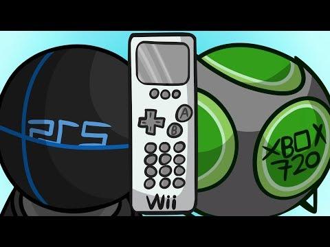 Next gen consoles. PS5, Xbox 720, Wii Phone?