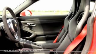 Porsche 911 GT3, prueba en Aldenhoven (Alemania)