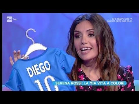 Serena Rossi: la mia vita a colori - Domenica In 19/11/2017