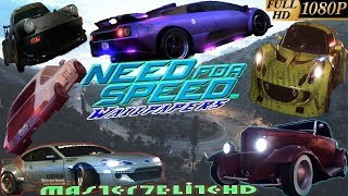 Need for Speed THE BEST WALLPAPERS of video games the races, street realistic| Wallpaper 1080p HD