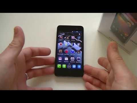 Test de l'Alcatel One Touch Star | par Top-For-Phone.fr