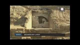 Makedonien/Mazedonien Region,Griechenland: Amphipolis Grab
