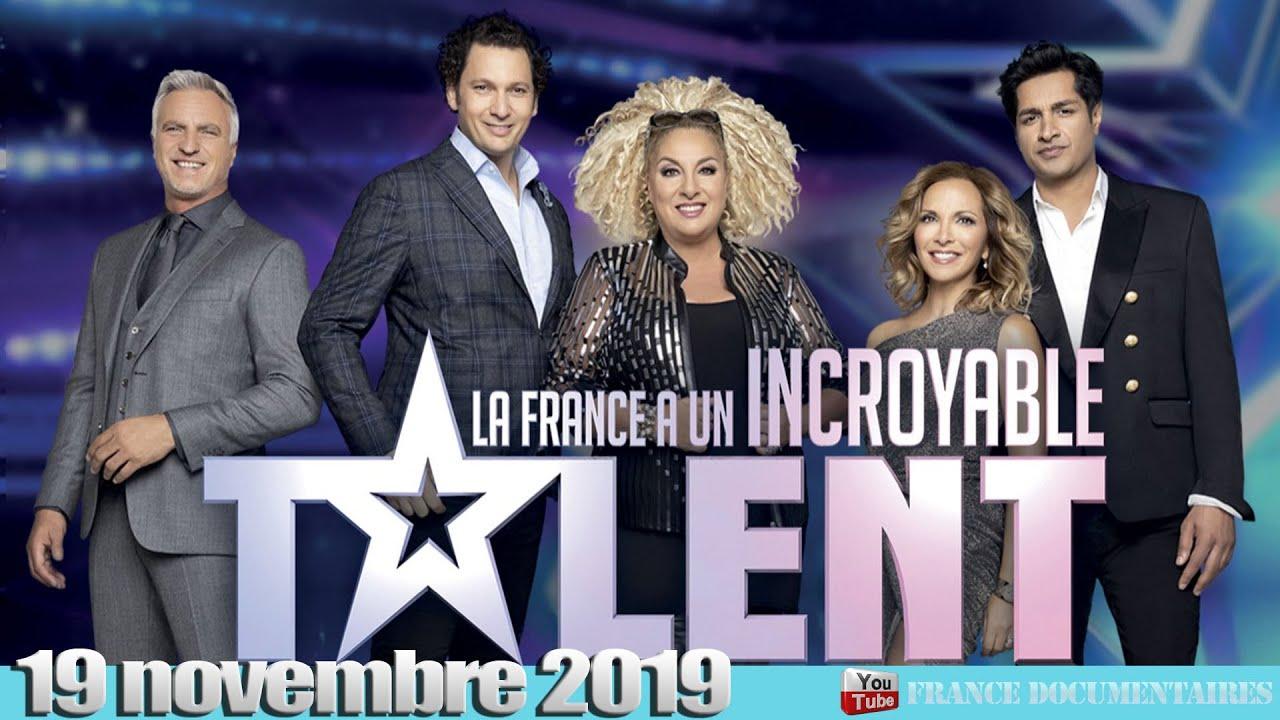 La France A Un Incroyable Talent Du 19 Novembre 2019 Youtube