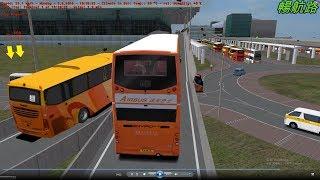 Omsi 2 tour (1403) LWB A33 (partial) 屯門 悅湖山莊 - 機場 (沒有部分北大嶼山公路) Tuen Mun - Airport @ ADL E50D