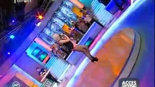 Alexandra Stan - Lollipop (Param Pam Pam) @ Antena 1 Acces Direct 3 Mai
