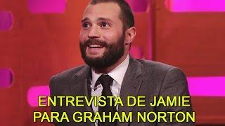SUBTITULADO: Jamie Dornan en The Graham Norton Show 2017