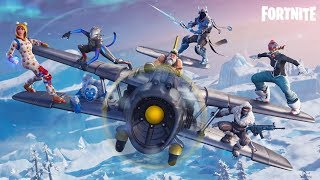 playing Fortnite. Geting in to that Christmas VIDE