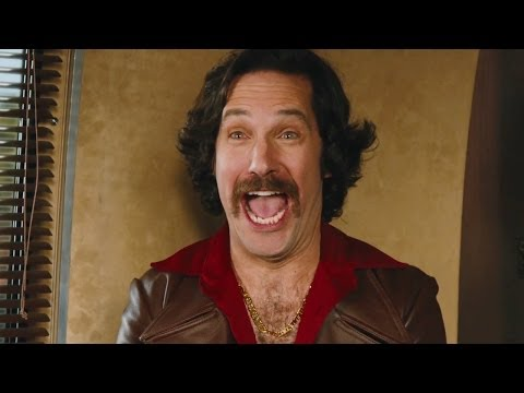 """Anchorman 2 """"Gonorrhea"""" Clip Official"""