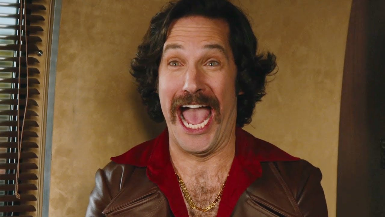 Anchorman 2 Gonorrhea Clip Official