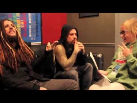 Kids Interview Bands - Head and Fieldy of Korn