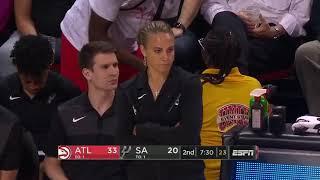 Atlanta Hawks vs San Antonio Spurs   Full Game Highlights   July 12, 2019 NBA Summer League