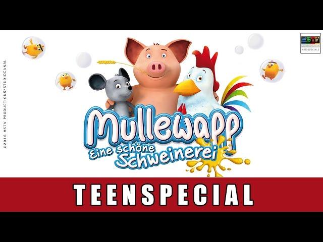 Mullewapp - Eine schöne Schweinerei - Teenspecial I Axel Prahl