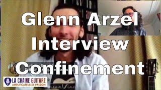 Glenn Arzel guitariste acoustique Folk, Bluegrass et bien plus en interview confinement