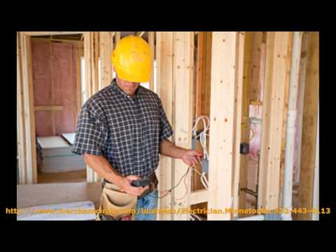 Electrical Contractors Minnetonka MN (952) 443-4113