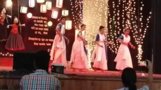 VNC girls performing Notol paye