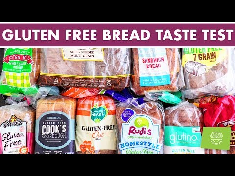 Gluten Free Bread Review & Taste Test | BEST Gluten Free Bread 2019!