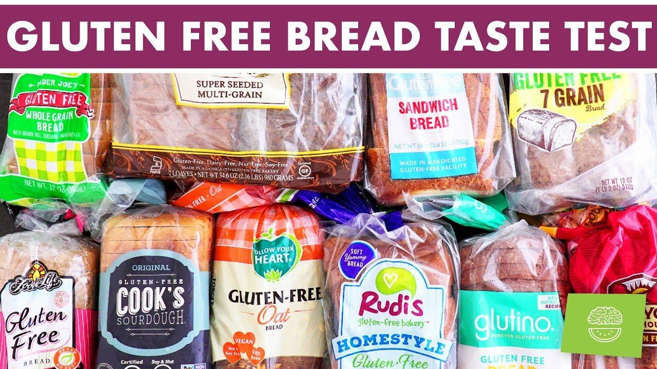 Gluten Free Bread Review & Taste Test | BEST Gluten Free Bread 2019!