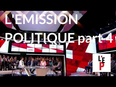 """L'Emission politique"". France : la nouvelle donne - le 18 mai 2017 (France 2) – Partie 4"