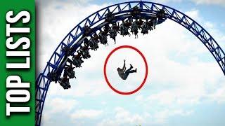 10 WORST Theme Park Accidents