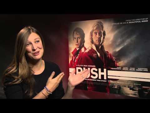 TODAY talks to Alexandra Maria Lara about 'Rush'
