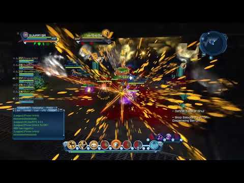 "DCUO Gotham City Zoo Elite Solo Atomic Tank ""243Sp 237Cr Lol"""
