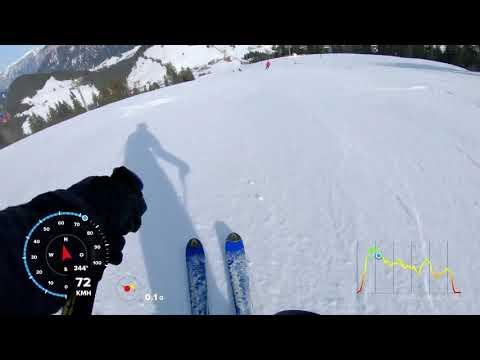 GoPro Hero 7 GPS-tracking test
