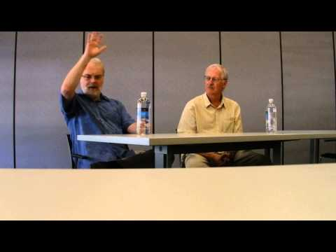 John Musker and Ron Clements Interview #LittleMermaidEvent