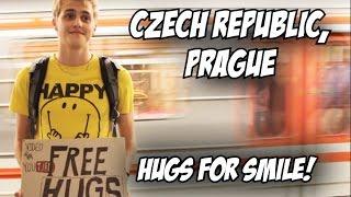 [ReaLives] HUGS FOR SMILE! [Czech Republic, Prague]