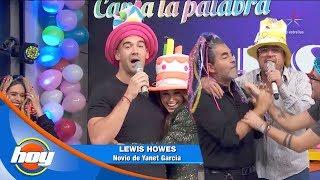 Novio de Yanet le canta y 'El Burro' a Raúl Araiza   Canta la palabra   Hoy