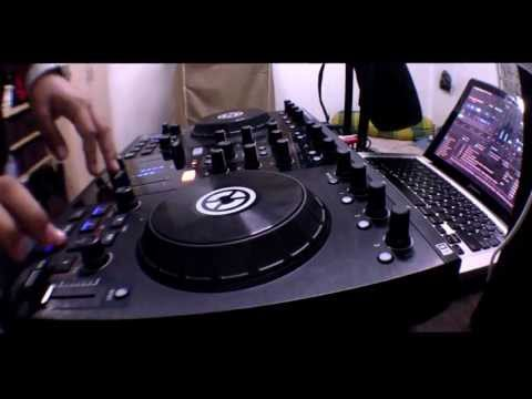 Pxi , Hip Hop live Mix with Traktor S2