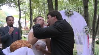 Свадебный ведущий тамада Геннадий Леденев (Ставрополь) 2013