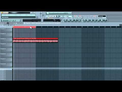 Sampling Techniques: FL STUDIO 10 (Time Stretching and Shifting)