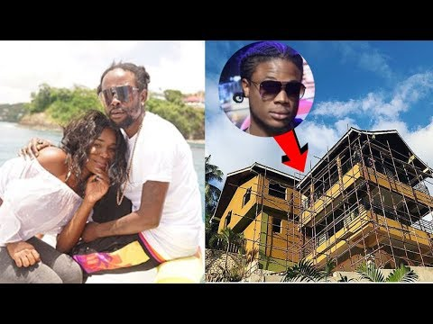Popcaan & His Sister REACTS To DE@TH OfUnruly Shagel | Masicka Build MANSION | Him Fail Shenseea