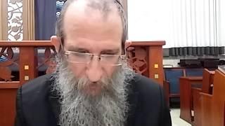 הרב ברוך וילהלם - תניא - אגרת התשובה - פרק ו