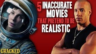 5 Inaccurate Movies that Pretend to be Realistic