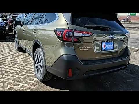 2020 subaru outback premium in fort collins co 80525 youtube youtube