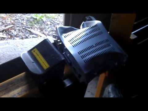 Digibox vs Electric log splitter