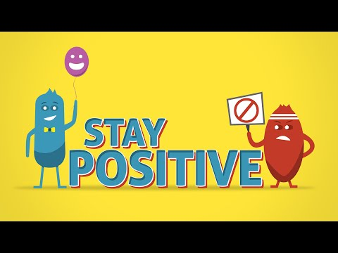 07/05/2020 Harborside Middle School Sunday Service - Stay Positive Week 3