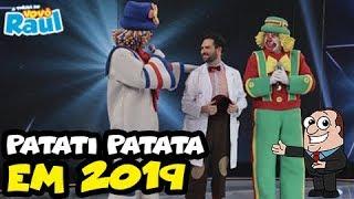 PATATI PATATA 2019 no VOVÔ RAUL GIL | COMPLETO